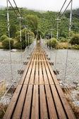 Bridge on Mount — Stock Photo