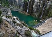 Water dam — Foto de Stock