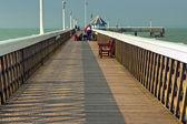 Yarmouth Pier — Stock Photo