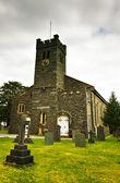 Coniston Church — Stock Photo