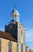 St Thomas Church Lymington — Stock Photo
