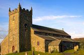 Hawkshead Church — Stock Photo