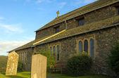 Church at Hawkshead — Stock Photo