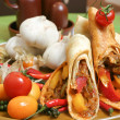 Mexican hot food — Stock Photo #11808348