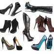 Woman's shoes — Stock Photo #11808544