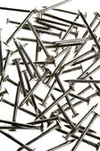 A lot of nails — Stockfoto