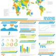 Stock Vector: INFOGRAPHIC DEMOGRAPHICS POPULATION 2 SPECIAL EDITION