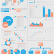 Stock Vector: INFOGRAPHIC DEMOGRAPHICS 5