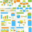 Stock Vector: INFOGRAPHIC DEMOGRAPHICS TOY 11