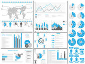 Infographics element — Stockvektor