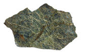 Serpentinite from the Troodos ophiolite in Cyprus — Stock Photo