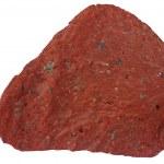 Quartz porphyry (rhyolite) from Estonia — Stock Photo
