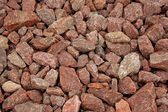 Railway aggregate — Stock Photo