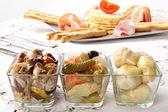 Mediterranean alimentation — Stock Photo
