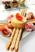 イタリア料理 — ストック写真