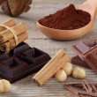 Chocolate cocoa — Stock Photo #11859685