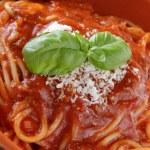 Spaghetti alla bolognese — Stock Photo #11859786