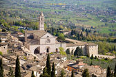 Assisi basilica of Saint-clear 1 — Stockfoto