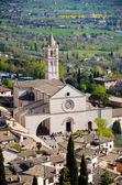 Assisi basilica of Saint-clear 2 — Stock Photo