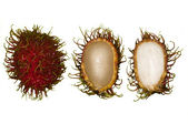 Rambutan fruits — Stock Photo