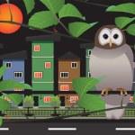 Night owls — Stock Vector #11864413