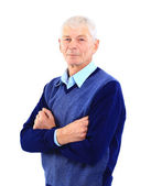 Senior man — Stock Photo