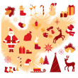 Stock Vector: Christmas