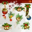 Christmas vector — Vector de stock #11920119