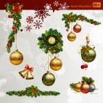 Christmas vector — Stock Vector