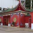 Chinese buddhist temple, Bandar Seri Begawan, Brunei, Southeast Asia — Stock Photo