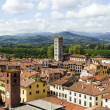 City of Lucca, Tuscany — Stockfoto