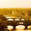 Sunset in Florence — Stock Photo #11828644