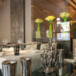 Modern restaraunt interior - Photo
