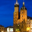 The Maria church, Krakow — Stock Photo #11829116