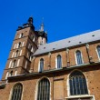 The Maria church, Krakow — Stock Photo #11829123
