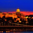 Budapest landmarks — Stock Photo