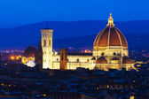 The Florence dome — Stock Photo