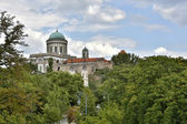 Budapest, national Gallery — Stock Photo