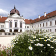The Royal (Grassalkovich) castle in Gödöllö, near Budapest — Stock Photo