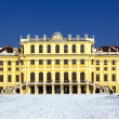 The Schönbrunn castle in Vienna — Stock Photo