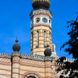 Royalty-Free Stock Photo: The old synagogue in Budapest