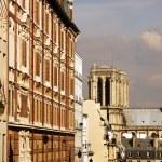 Paris center — Stock Photo
