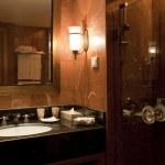 Elegant bathroom — Stock Photo