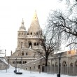 Stock Photo: Budapest winter