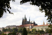 The Prague Castle — Stock Photo