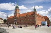 Varsavia — Foto Stock