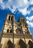 The Notre Dame — Stock Photo