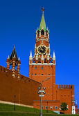 The Kremlin on the Red square — Stock Photo