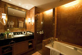 Elegant bathroom — Stock Photo