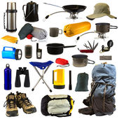 Camping Gear — Stock Photo